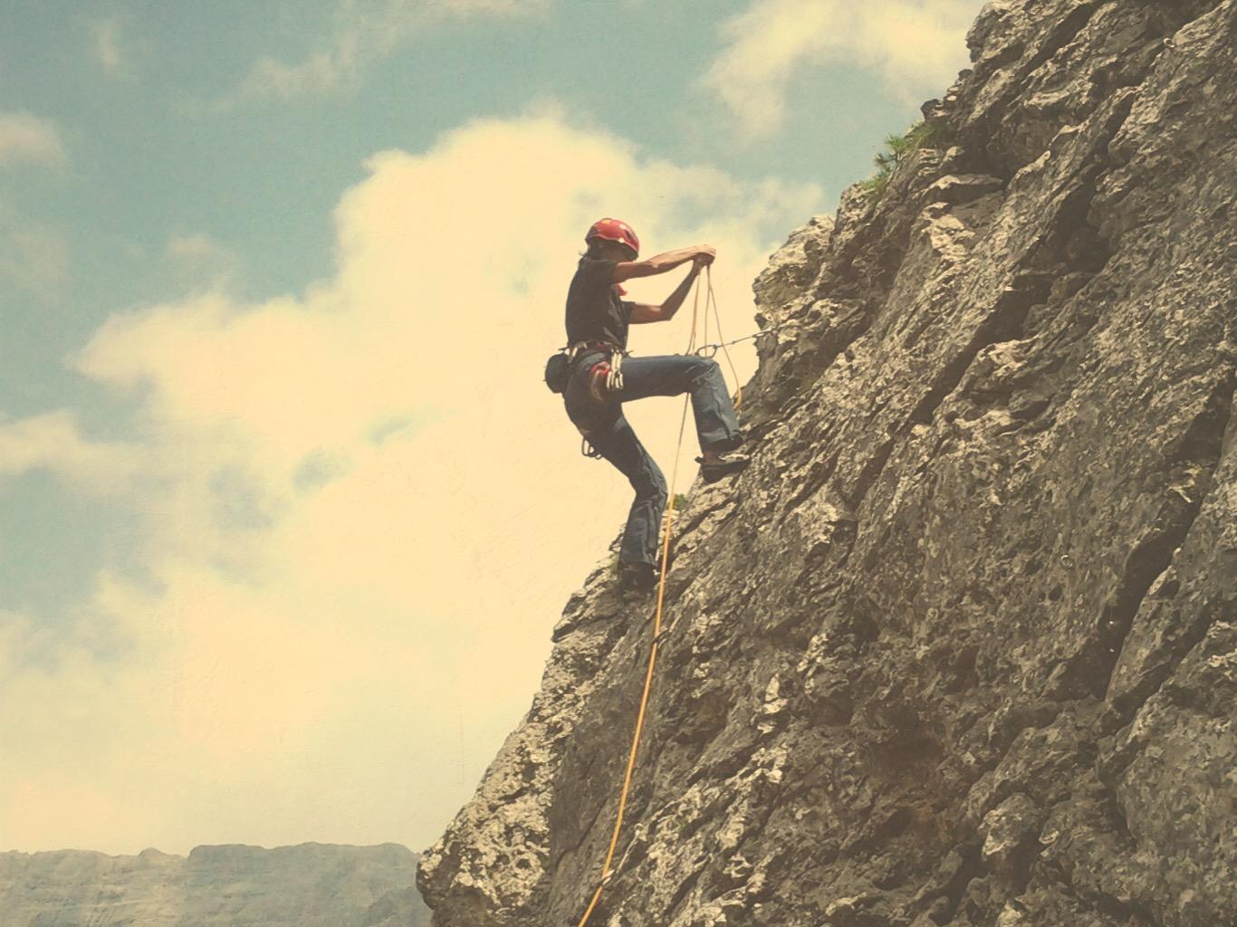 Dizionario di scalata